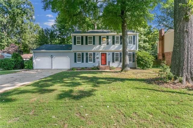 163 Carnegie Dr, Newport News, VA 23606 (#10400377) :: Berkshire Hathaway HomeServices Towne Realty