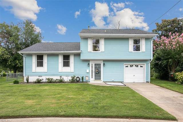 12 Diggs Dr, Hampton, VA 23666 (#10400387) :: Berkshire Hathaway HomeServices Towne Realty