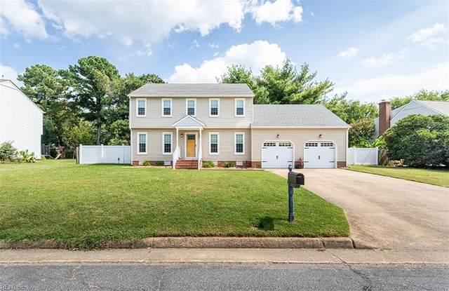 309 Odd Rd, Poquoson, VA 23662 (#10400434) :: Berkshire Hathaway HomeServices Towne Realty