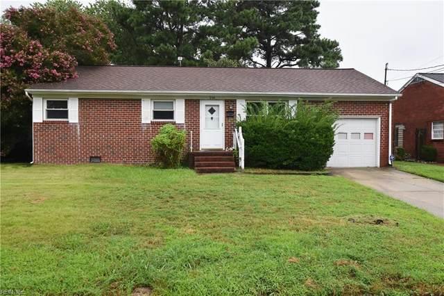 218 Cellardoor Ct, Hampton, VA 23666 (#10400435) :: Rocket Real Estate