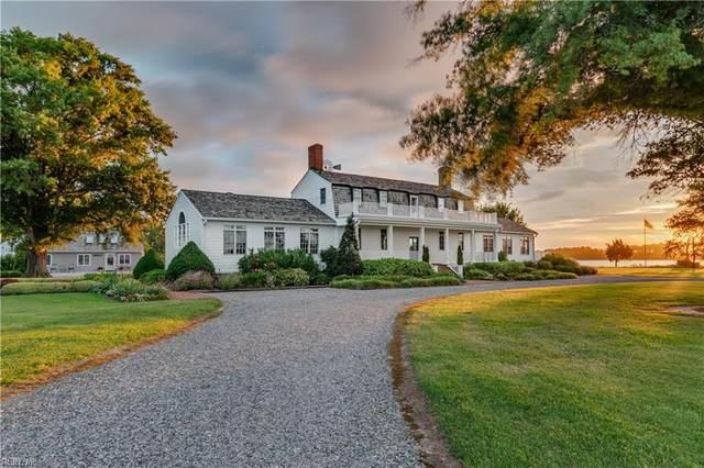 2186 Pleasant Prospect Ln, Northampton County, VA 23347 (#10400450) :: Berkshire Hathaway HomeServices Towne Realty