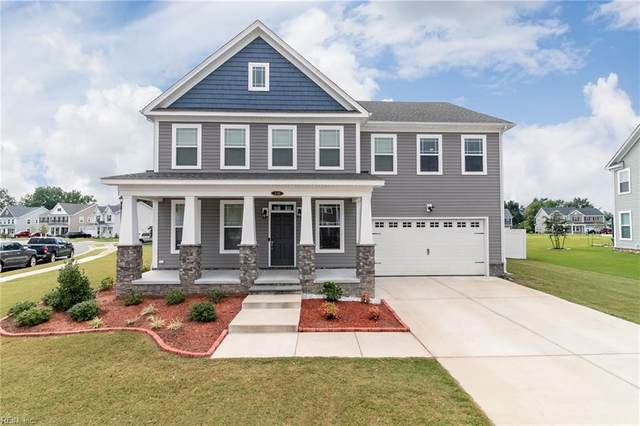 110 Sandalwood Ln, Suffolk, VA 23434 (#10400462) :: Berkshire Hathaway HomeServices Towne Realty