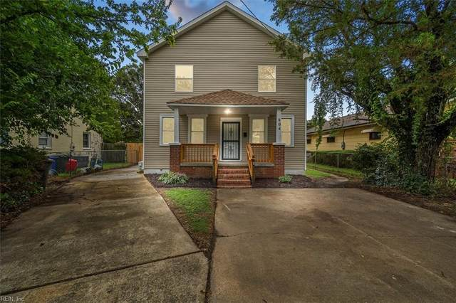804 Center Ave, Newport News, VA 23605 (#10400480) :: Rocket Real Estate