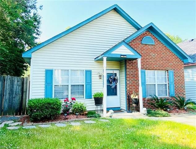334 Pear Ridge Cir, Newport News, VA 23602 (#10400481) :: Team L'Hoste Real Estate