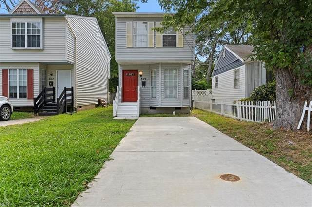 809 Fairland Ave, Hampton, VA 23661 (#10400486) :: Austin James Realty LLC