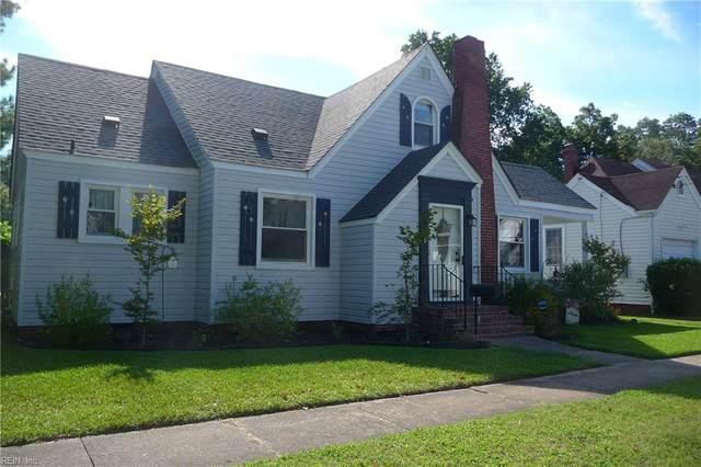 241 Idlewood Ave, Portsmouth, VA 23704 (#10400490) :: Rocket Real Estate