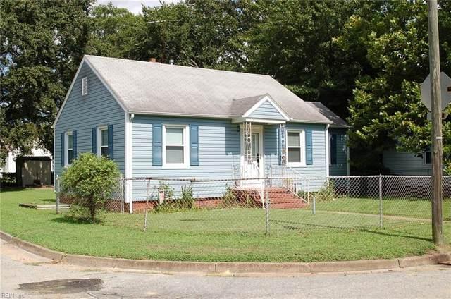 316 Hammond St, Newport News, VA 23601 (#10400493) :: Verian Realty