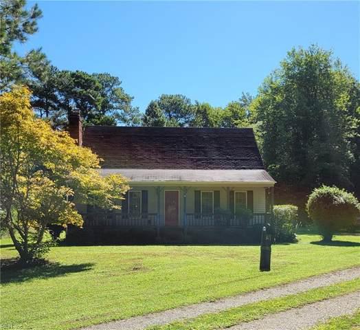 1234 Hunts Rd, Mathews County, VA 23138 (#10400523) :: Atkinson Realty