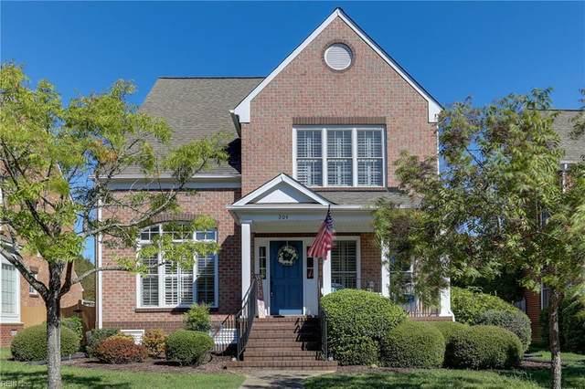 204 Eugene Oneil St, Newport News, VA 23606 (#10400530) :: Berkshire Hathaway HomeServices Towne Realty