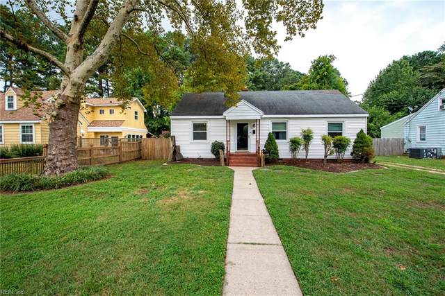 49 Loxley Rd, Portsmouth, VA 23702 (#10400534) :: RE/MAX Central Realty