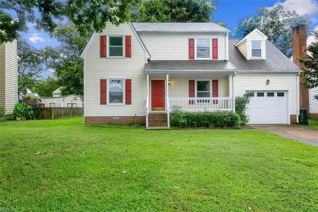 711 Soho St, Hampton, VA 23666 (#10400541) :: Berkshire Hathaway HomeServices Towne Realty