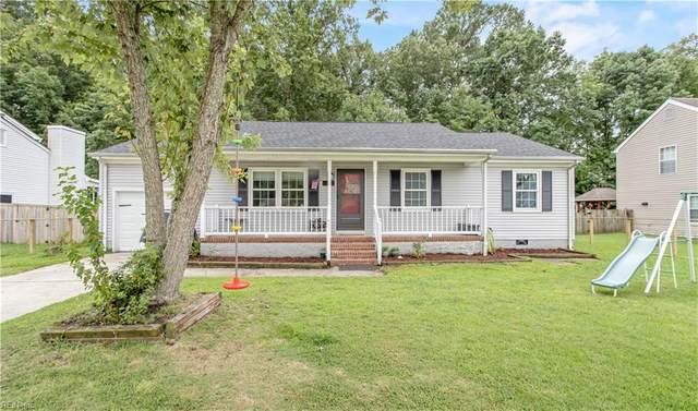 40 Manilla Ln, Hampton, VA 23669 (#10400546) :: The Kris Weaver Real Estate Team