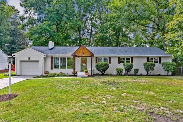 181 Cherokee Rd, Hampton, VA 23661 (#10400551) :: Austin James Realty LLC