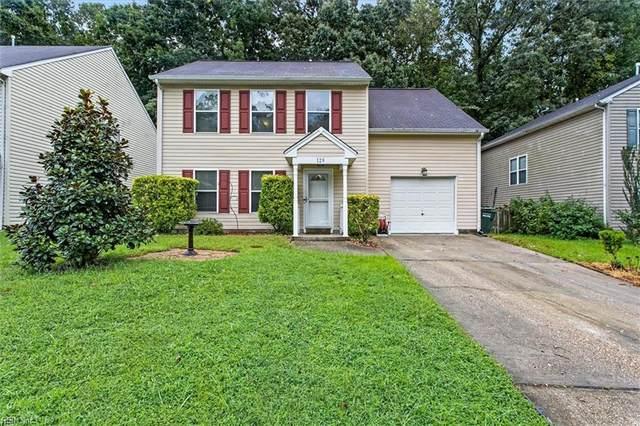 129 Low Ridge Rd, York County, VA 23185 (#10400561) :: Avalon Real Estate