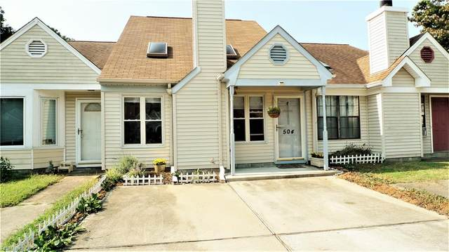 504 Biltmore Dr, Virginia Beach, VA 23454 (#10400601) :: Atlantic Sotheby's International Realty
