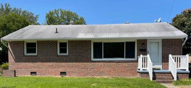1517 Denton Dr, Hampton, VA 23664 (#10400605) :: Berkshire Hathaway HomeServices Towne Realty