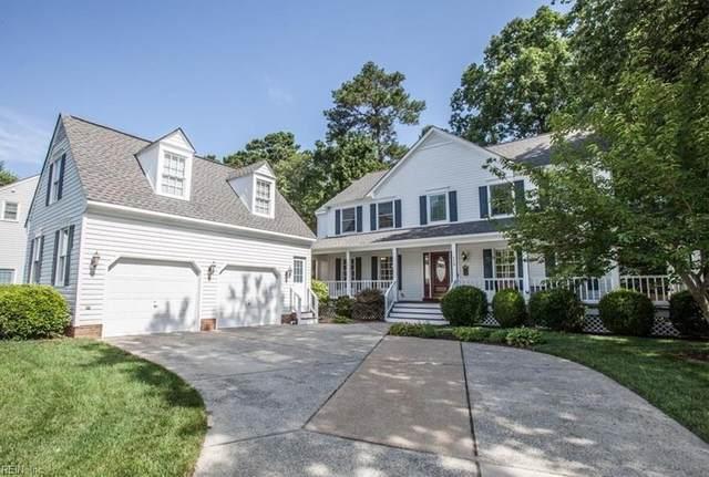 115 Mcpherson Ct, York County, VA 23696 (#10400608) :: Berkshire Hathaway HomeServices Towne Realty