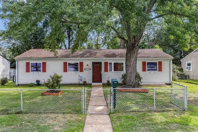 1814 Darville Dr, Hampton, VA 23663 (MLS #10400648) :: AtCoastal Realty