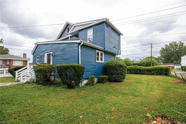 3000 Elm Ave, Portsmouth, VA 23704 (#10400659) :: The Kris Weaver Real Estate Team