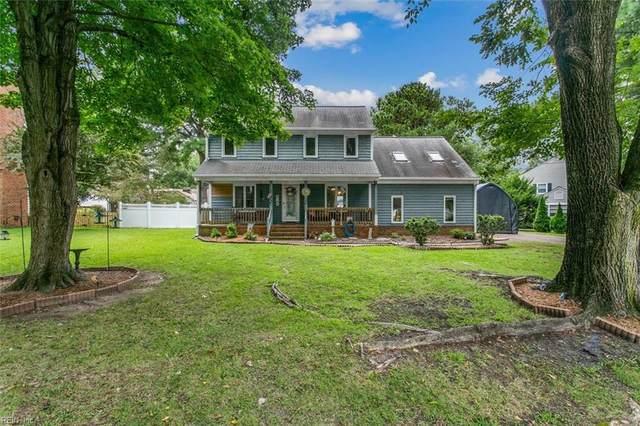 1112 Patrick Ln, Newport News, VA 23608 (#10400695) :: The Kris Weaver Real Estate Team