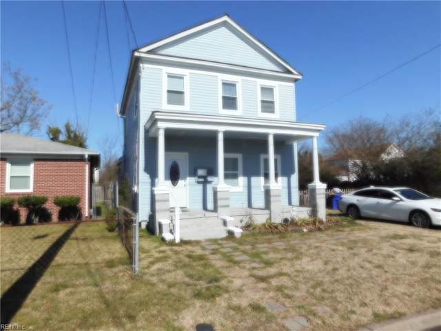 930 Jefferson St, Portsmouth, VA 23704 (#10400696) :: Austin James Realty LLC