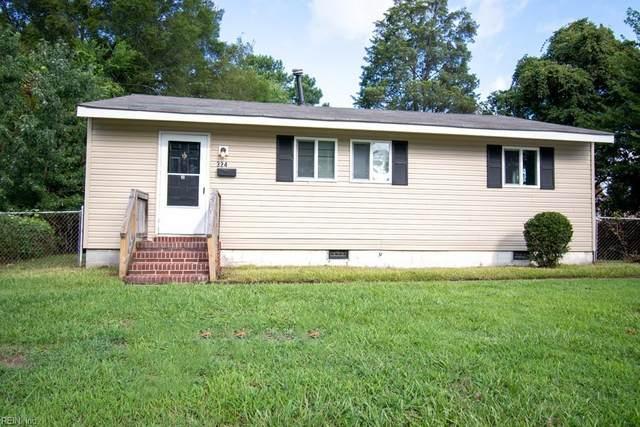 324 Duluth Ct, Hampton, VA 23666 (#10400697) :: The Kris Weaver Real Estate Team