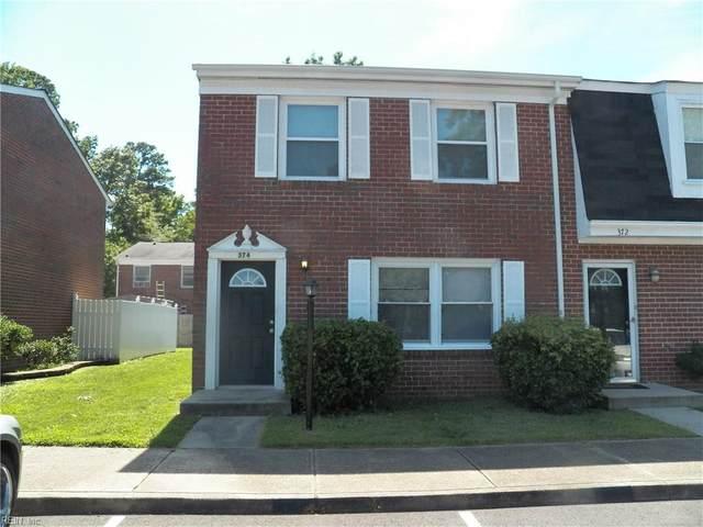 374 Susan Constant Dr, Newport News, VA 23608 (#10400706) :: Rocket Real Estate