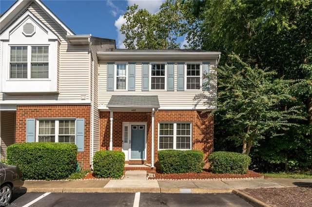468 Rivers Ridge Cir, Newport News, VA 23608 (#10400710) :: Berkshire Hathaway HomeServices Towne Realty