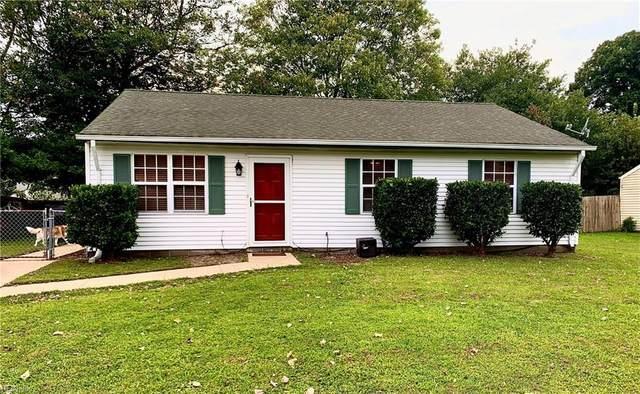 1308 Winslow Ave, Chesapeake, VA 23323 (#10400732) :: Team L'Hoste Real Estate