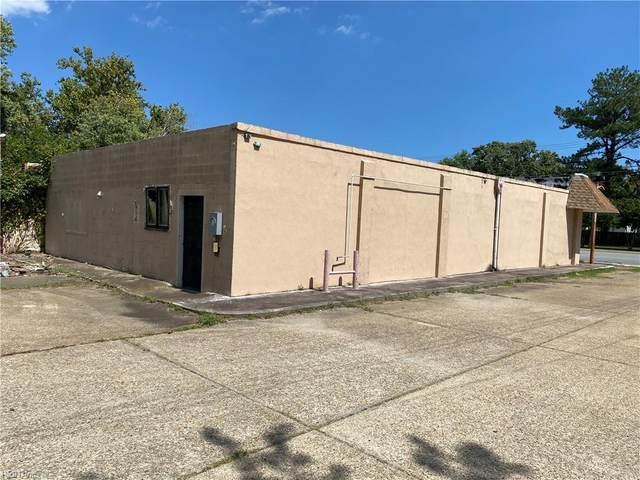 1263 N King St, Hampton, VA 23669 (#10400742) :: Austin James Realty LLC