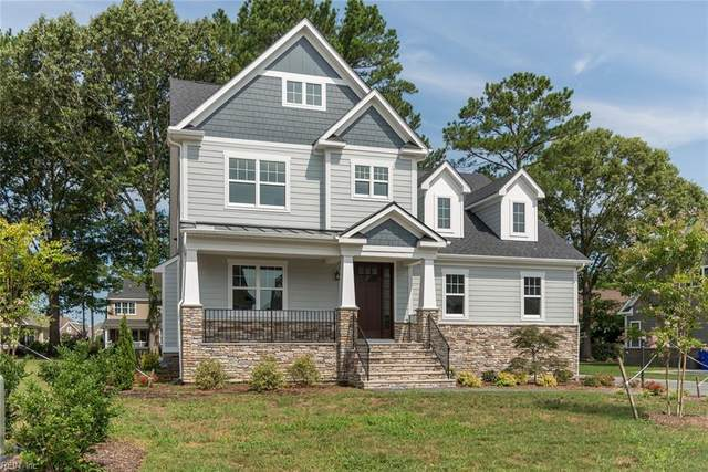 128 The Firth, Isle of Wight County, VA 23430 (#10400745) :: Austin James Realty LLC
