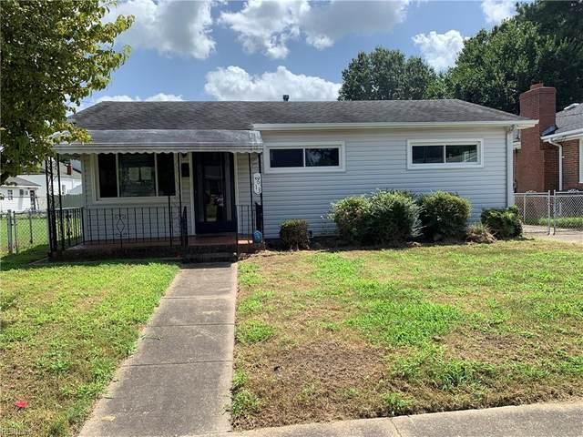 2613 Belle St, Portsmouth, VA 23707 (#10400759) :: Avalon Real Estate