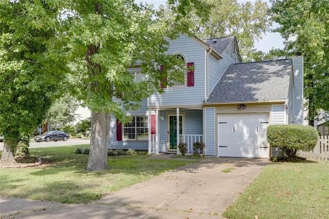 116 Benjamin Ter, Hampton, VA 23666 (#10400760) :: Rocket Real Estate