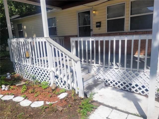 1551 Mark Dr, Hampton, VA 23661 (#10400765) :: Rocket Real Estate