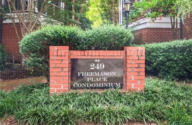249 W Freemason St #406, Norfolk, VA 23510 (#10400774) :: Team L'Hoste Real Estate