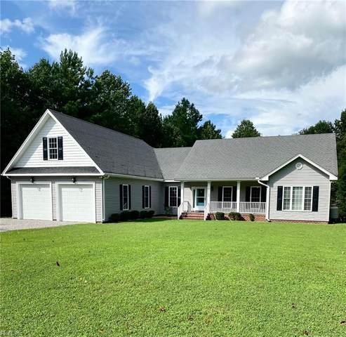 30043 Creekside Ln, Southampton County, VA 23837 (#10400779) :: Atkinson Realty