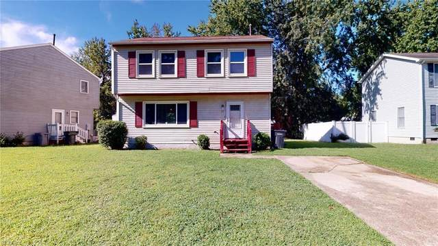 11 M. O. Herb St, Hampton, VA 23664 (#10400789) :: RE/MAX Central Realty