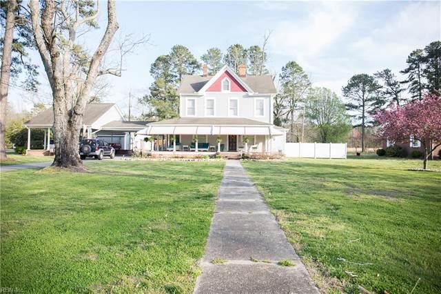 8411 Main St, Southampton County, VA 23866 (#10400800) :: Atkinson Realty