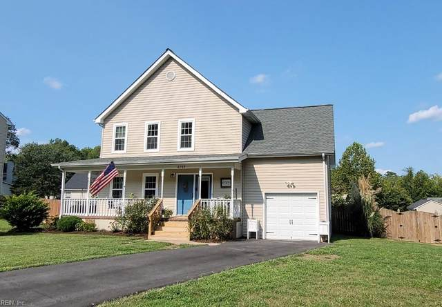 6705 Mann Ave, Gloucester County, VA 23061 (#10400805) :: Atkinson Realty