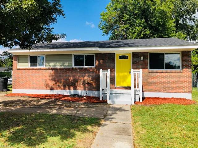 904 Clay St, Portsmouth, VA 23701 (#10400809) :: Berkshire Hathaway HomeServices Towne Realty