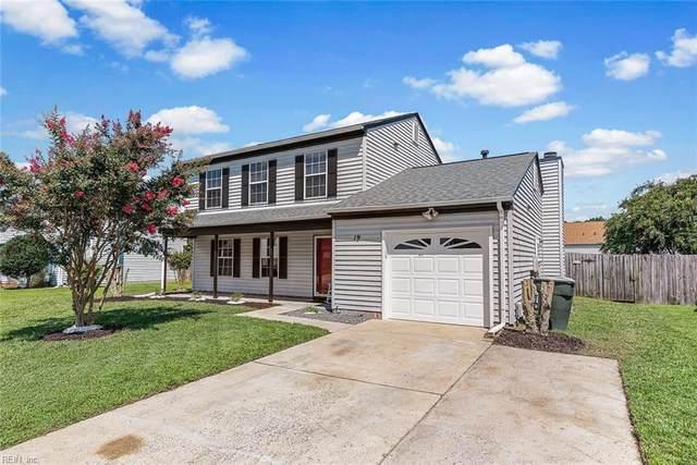 19 Harrogate Ln, Hampton, VA 23666 (#10400812) :: The Kris Weaver Real Estate Team