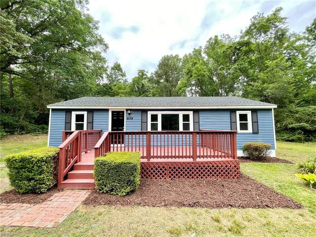 5179 Fletcher Rd, Gloucester County, VA 23061 (#10400830) :: Berkshire Hathaway HomeServices Towne Realty