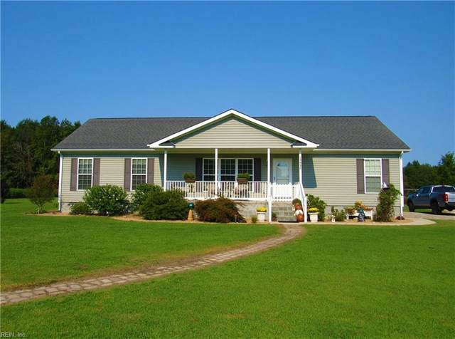 13498 Courthouse Hwy, Isle of Wight County, VA 23430 (#10400841) :: Austin James Realty LLC