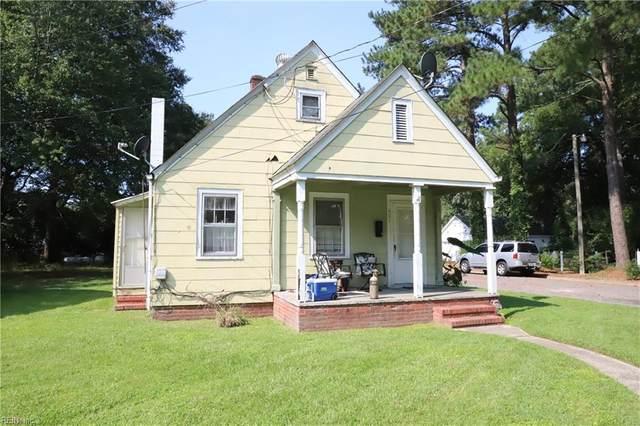 601 Walnut St, Franklin, VA 23851 (#10400852) :: The Kris Weaver Real Estate Team