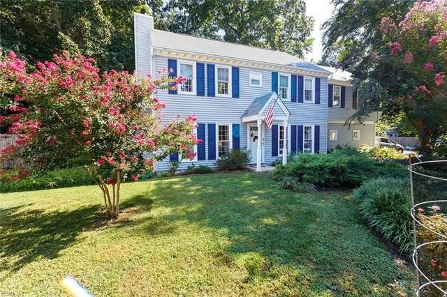 118 Elaine Dr, Newport News, VA 23602 (#10400868) :: The Kris Weaver Real Estate Team