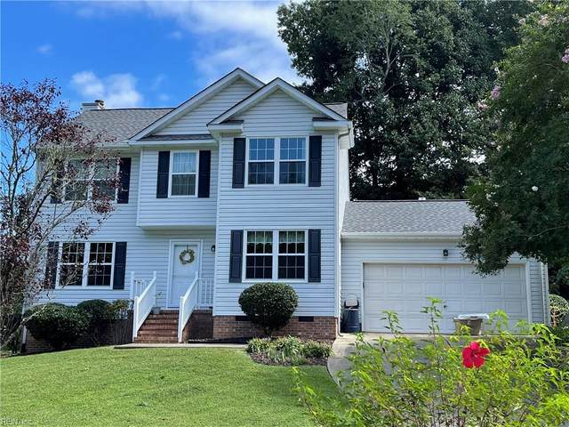 716 Colonial Ave, York County, VA 23185 (#10400873) :: Berkshire Hathaway HomeServices Towne Realty