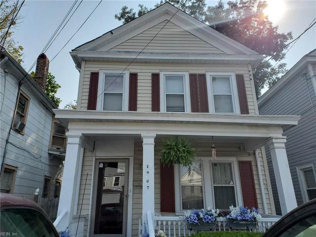 1907 Elm Ave, Portsmouth, VA 23704 (#10400878) :: Atlantic Sotheby's International Realty