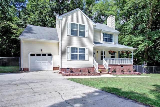7325 Jefferson Ct, Gloucester County, VA 23061 (#10400883) :: Atkinson Realty