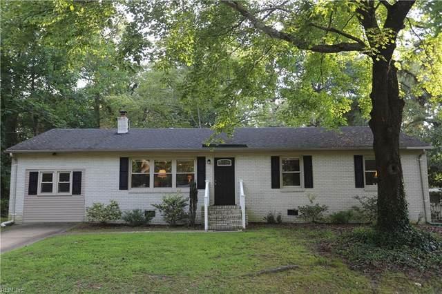 110 Dogwood Dr, James City County, VA 23185 (MLS #10400897) :: AtCoastal Realty