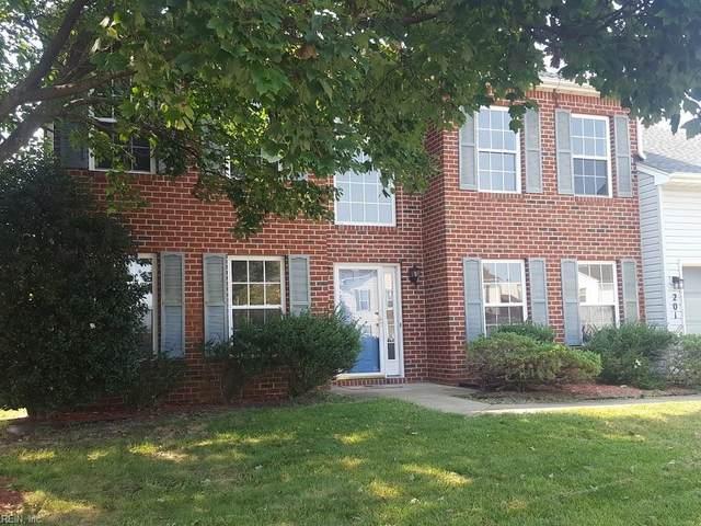 201 Maryfield Ct, Hampton, VA 23666 (#10400909) :: Austin James Realty LLC